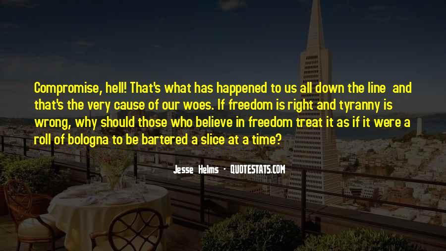 Jesse Helms Quotes #53781