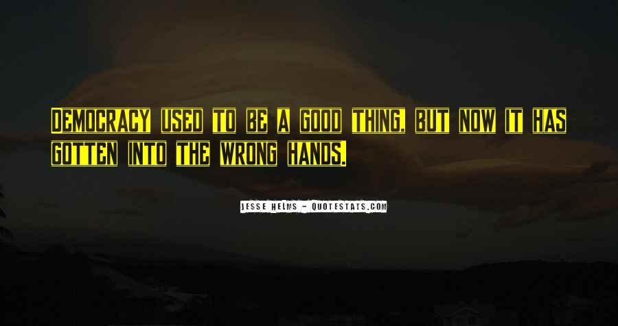 Jesse Helms Quotes #598009