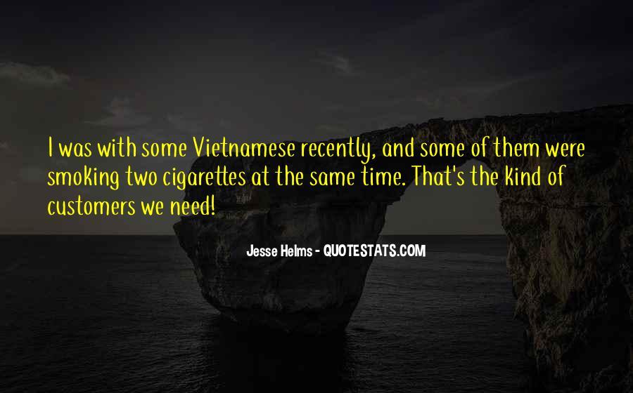Jesse Helms Quotes #607947