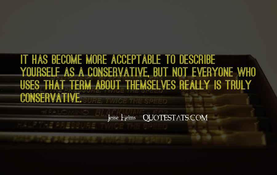 Jesse Helms Quotes #926645