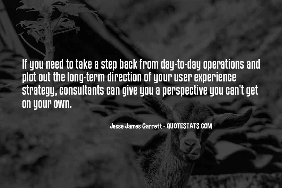 Jesse James Garrett Quotes #1067494