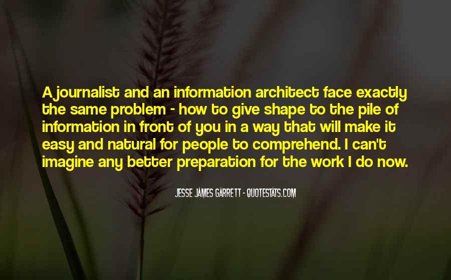 Jesse James Garrett Quotes #1361831
