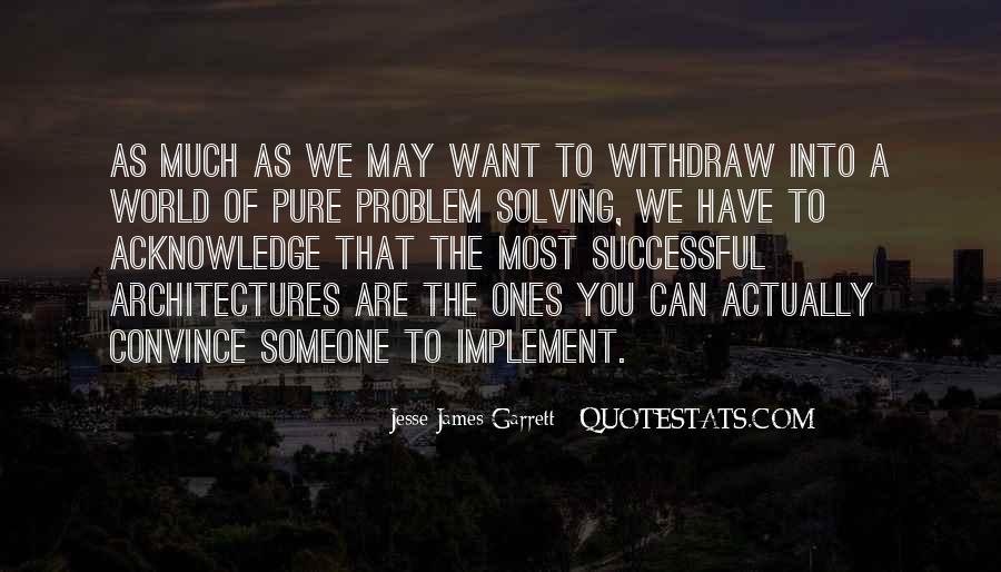 Jesse James Garrett Quotes #1406412