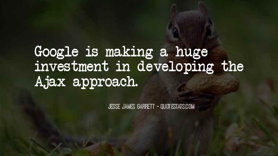 Jesse James Garrett Quotes #340494