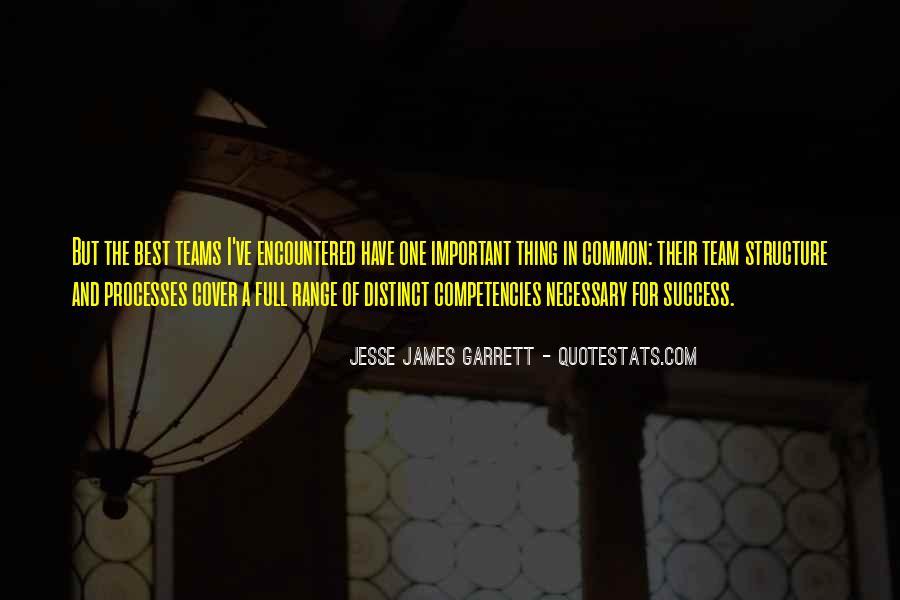 Jesse James Garrett Quotes #359243