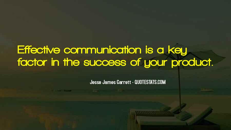 Jesse James Garrett Quotes #949535