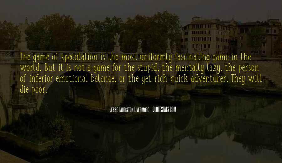 Jesse Lauriston Livermore Quotes #1041653