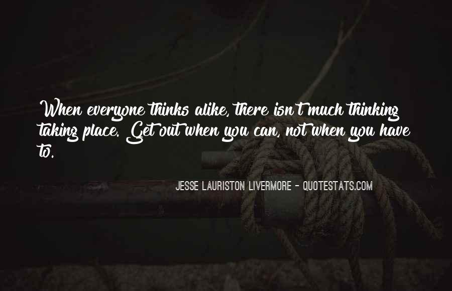 Jesse Lauriston Livermore Quotes #1109514