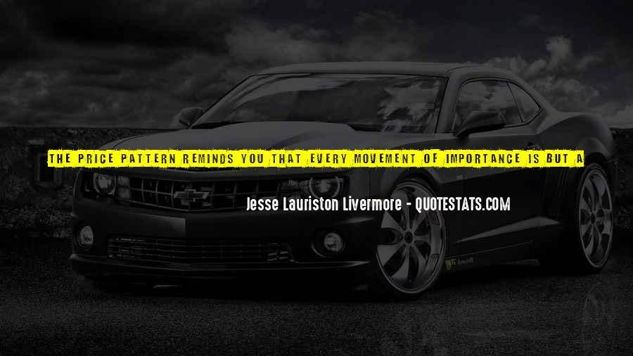 Jesse Lauriston Livermore Quotes #123081