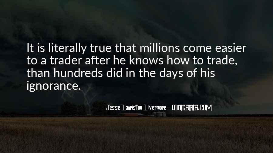 Jesse Lauriston Livermore Quotes #1281566