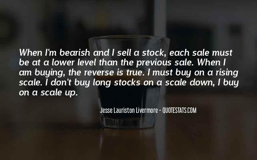 Jesse Lauriston Livermore Quotes #1316144