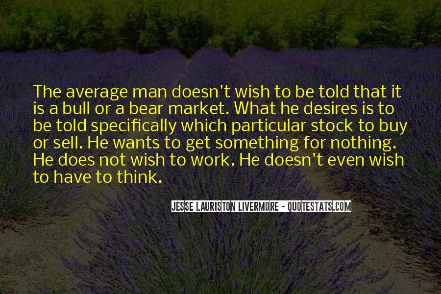 Jesse Lauriston Livermore Quotes #1336563