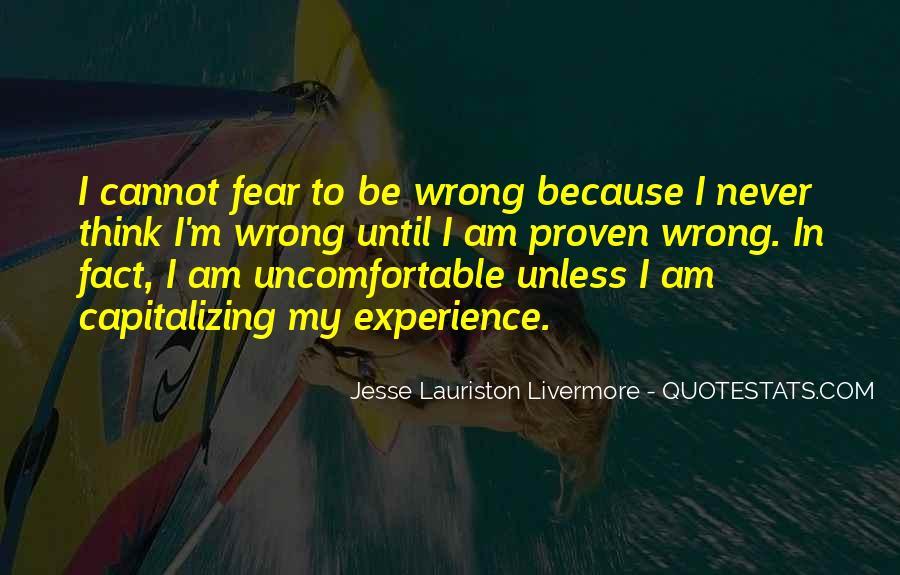 Jesse Lauriston Livermore Quotes #1423931