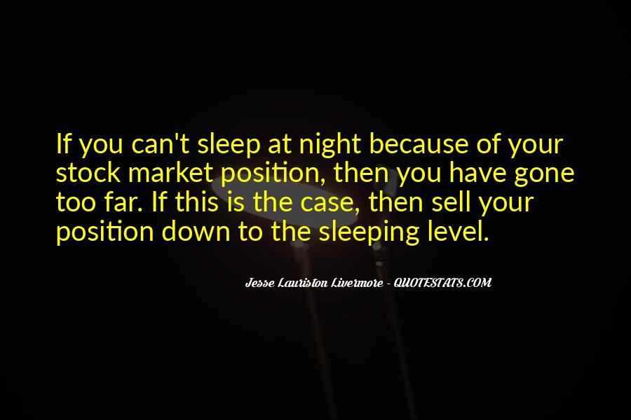 Jesse Lauriston Livermore Quotes #1740677