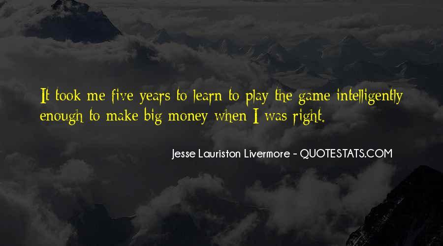 Jesse Lauriston Livermore Quotes #1760467