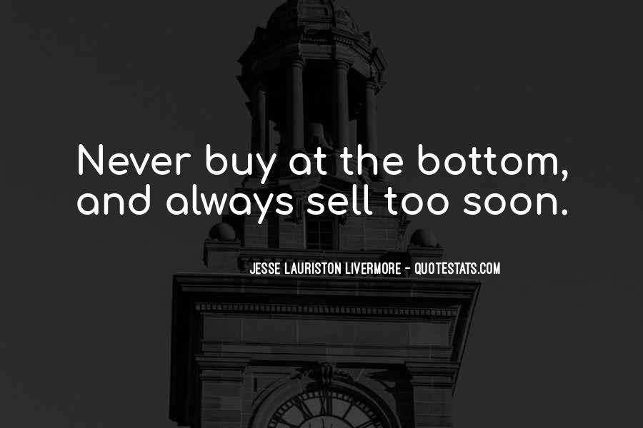 Jesse Lauriston Livermore Quotes #1763776