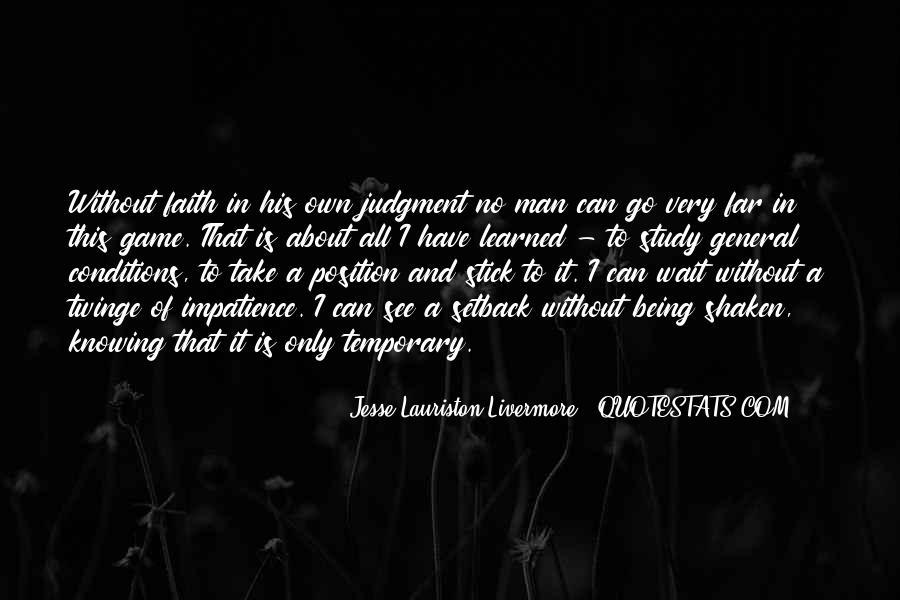 Jesse Lauriston Livermore Quotes #1777018