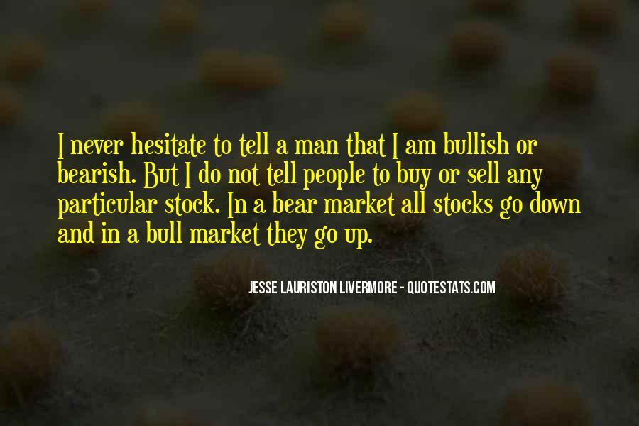 Jesse Lauriston Livermore Quotes #1811107