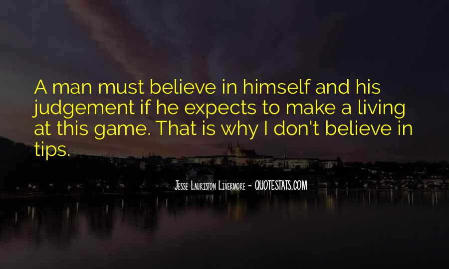 Jesse Lauriston Livermore Quotes #461415