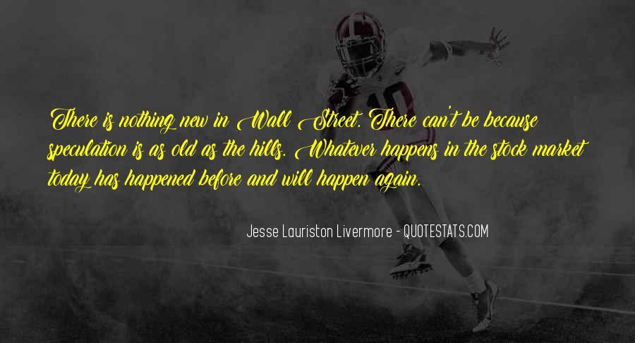 Jesse Lauriston Livermore Quotes #794659