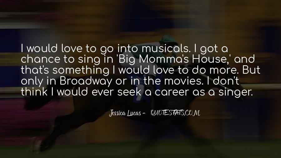 Jessica Lucas Quotes #210451