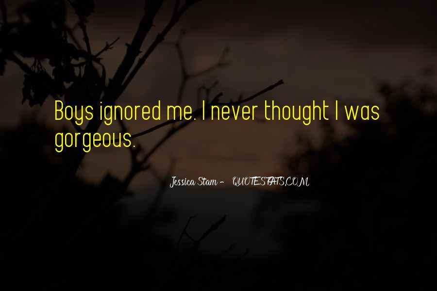 Jessica Stam Quotes #147772