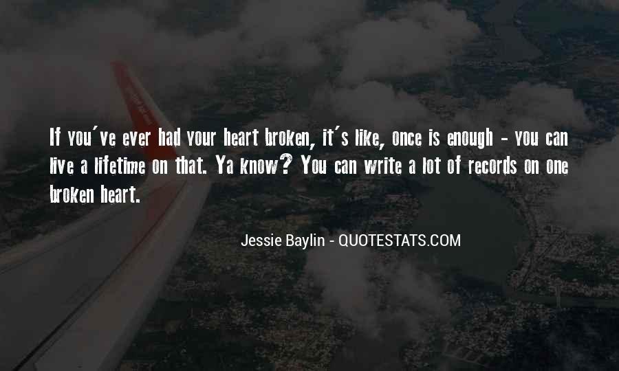 Jessie Baylin Quotes #809481