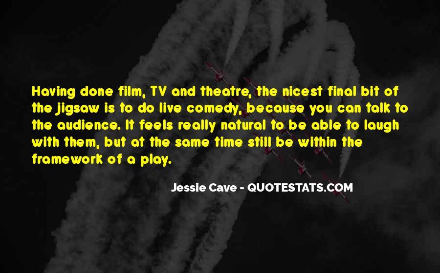 Jessie Cave Quotes #1293188