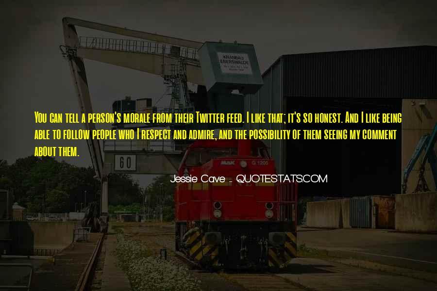 Jessie Cave Quotes #212978