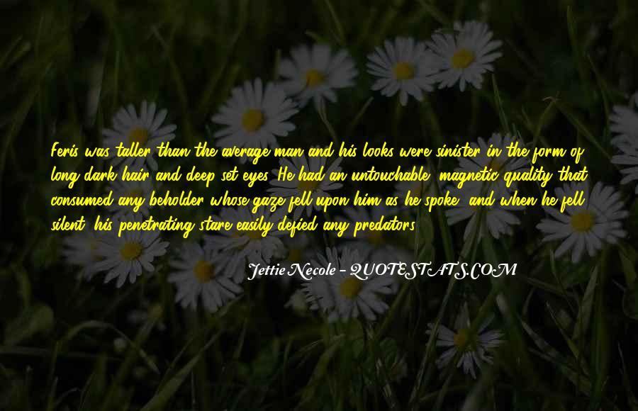 Jettie Necole Quotes #1118016