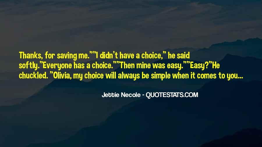 Jettie Necole Quotes #1306386