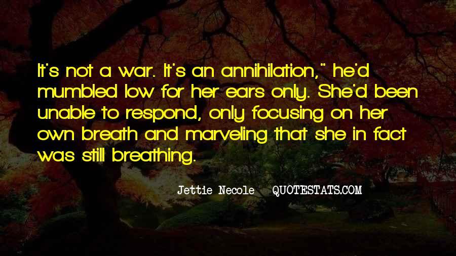 Jettie Necole Quotes #1450792