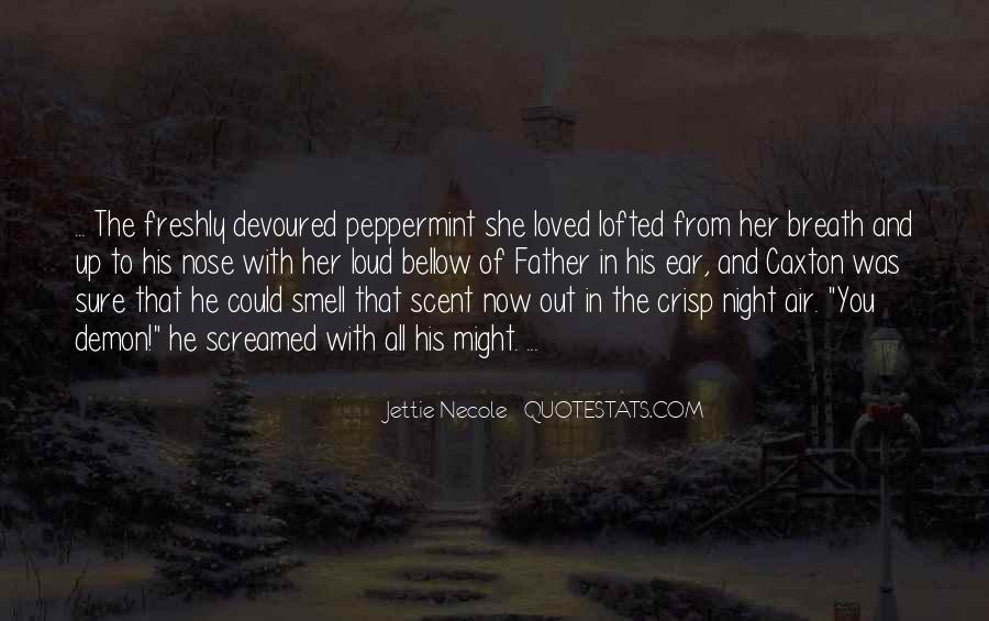 Jettie Necole Quotes #1486881