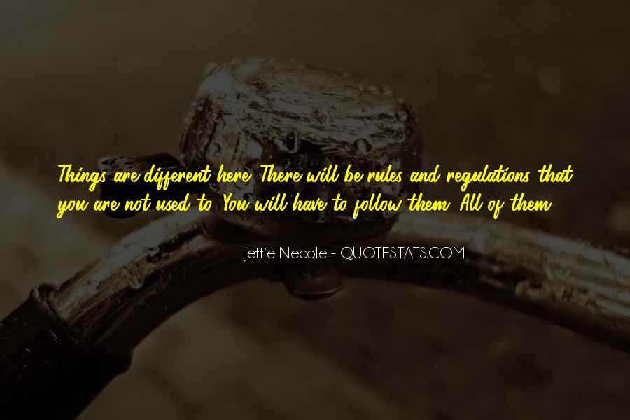 Jettie Necole Quotes #1606840