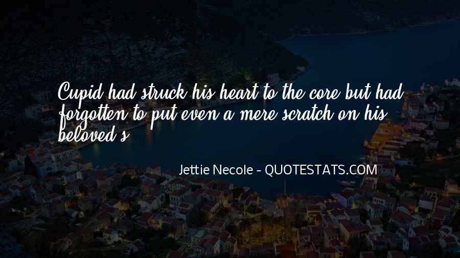 Jettie Necole Quotes #1754741
