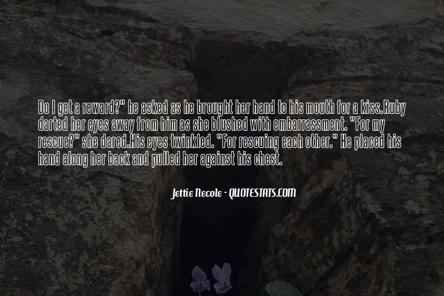 Jettie Necole Quotes #266337