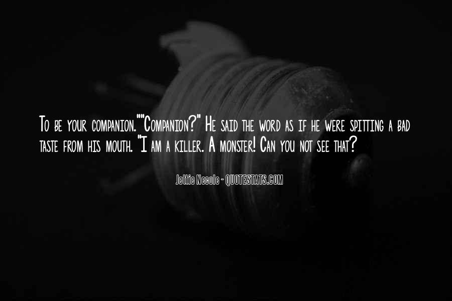 Jettie Necole Quotes #464687