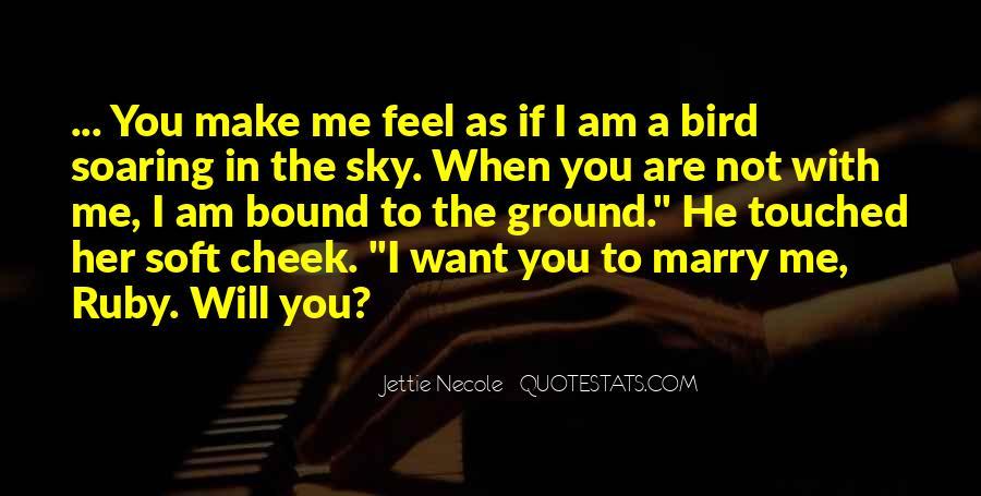 Jettie Necole Quotes #516994