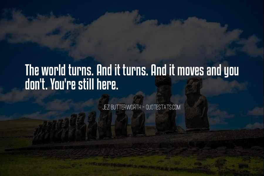 Jez Butterworth Quotes #954559