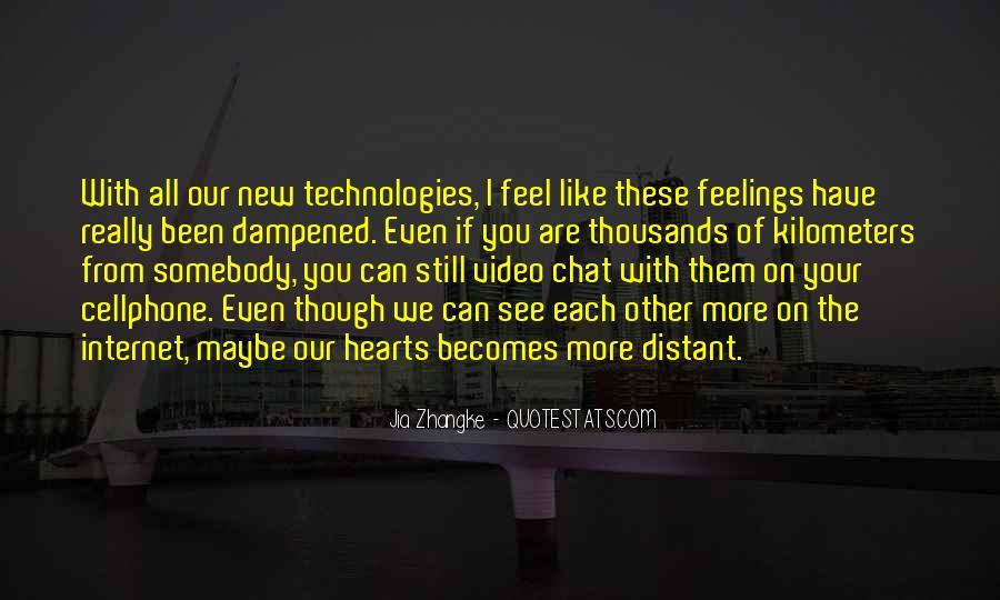 Jia Zhangke Quotes #662774