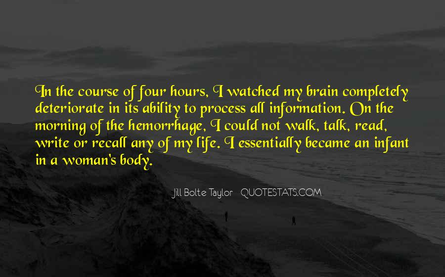 Jill Bolte Taylor Quotes #1300264