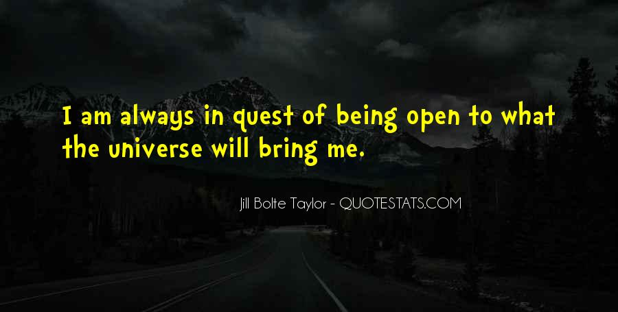 Jill Bolte Taylor Quotes #179582