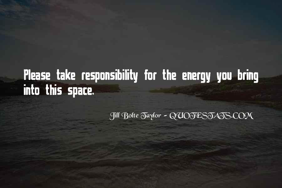 Jill Bolte Taylor Quotes #257961
