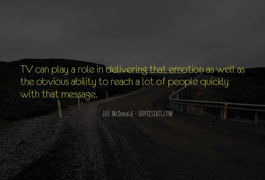 Jill McDonald Quotes #1571013