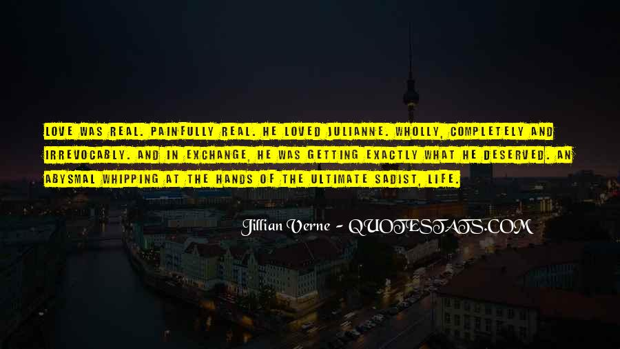 Jillian Verne Quotes #1702932