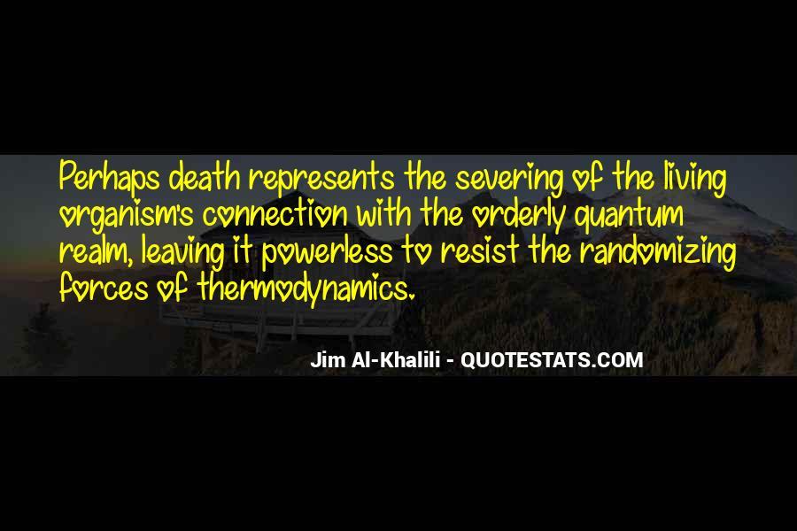 Jim Al-Khalili Quotes #1778919