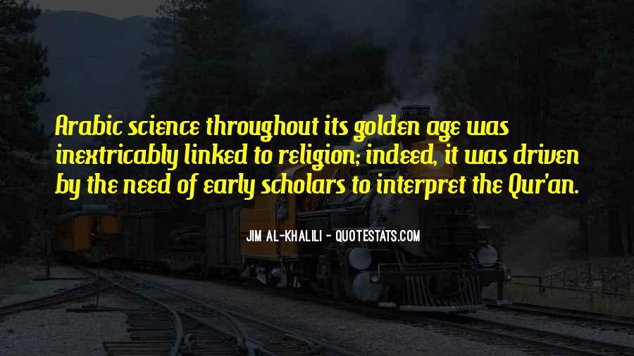 Jim Al-Khalili Quotes #261199