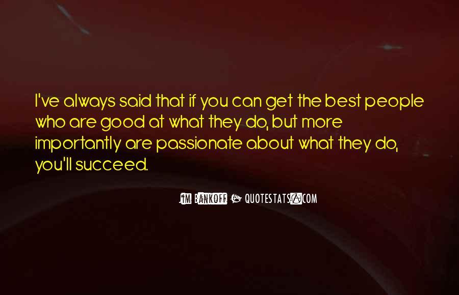 Jim Bankoff Quotes #531024
