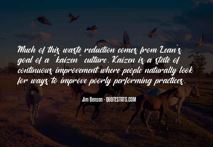 Jim Benson Quotes #546958