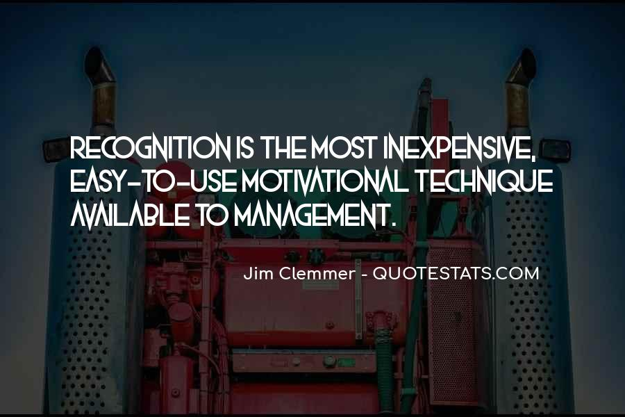 Jim Clemmer Quotes #1686322